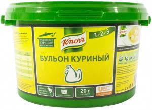Бульон куриный 2 кг. ТМ KNORR