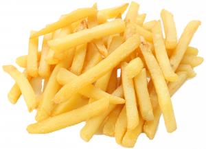 Картофель-фри 10 мм. Класс А 2,5 кг.ТМ AVIKO