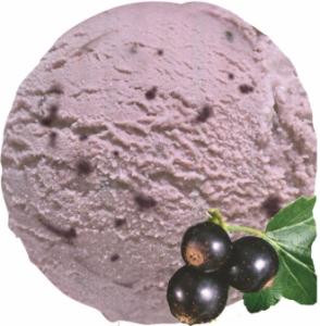 Контейнер пломбир черная смородина 2.2 кг. Петрохолод