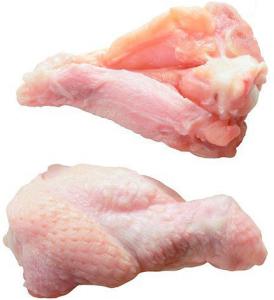 Крыло куриное плечевая часть охлажденное вес. Россия
