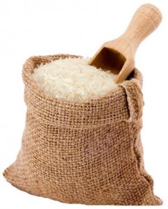 Рис круглозерный мешок 5 кг.