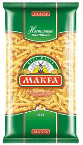 Спиральки МАКФА  500 гр.
