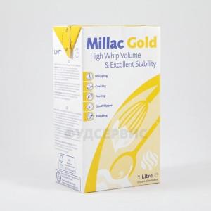 Сливки-крем Миллак Голд 34% 1л. Великобритания