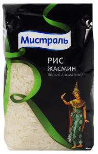 Рис Жасмин 500 гр. ТМ Мистраль