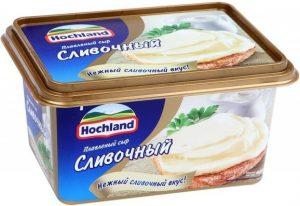 Сыр плавленый сливочный 400 гр. ТМ HOCHLAND