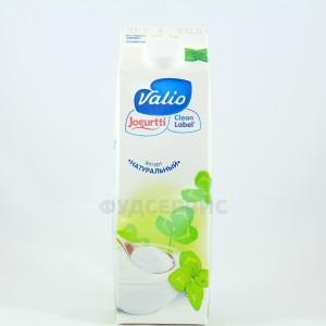 Йогурт Валио натуральный 2,5% 1 л
