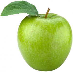 Яблоки Гренни Смит зеленые свежие вес.
