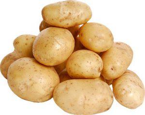 Картофель обычный вес.
