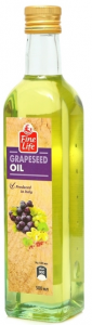 Масло FINE LIFE из виноградной косточки, 500 мл