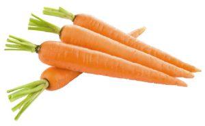 Морковь свежая мытая вес.