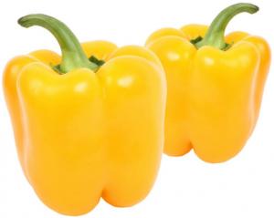 Перец болгарский желтый вес.