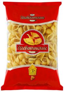 Ракушки Щебекенские 450 гр.