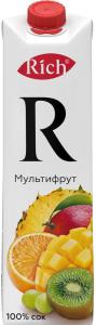 Сок  Мультифрут Рич 1 литр