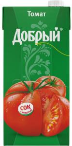 Сок томатный 2 л. ТМ Добрый