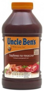 Соус Барбекю по-техасски 2,54 л. АНКЛ БЕНС