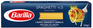 Спагетти Барилла №5 500 гр.