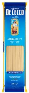 Спагетти ДеЧекко №7 Лингини 500 гр.