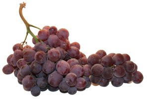 Виноград красный вес.