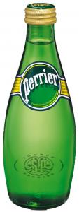 Вода Perrier питьевая  с/г 0,33 л стекло/4/