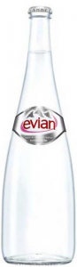 Вода минеральная без газа 750 мл. стекло  /12 шт./ ТМ ЭВИАН