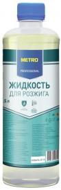 Жидкость для розжига METRO Professional, 1л