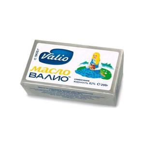Масло сливочное Валио 82% 200 гр.