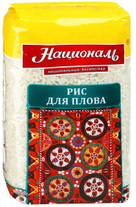 «АНГСТРЕМ» Рис для Плова 900гр/12шт Националь, шт