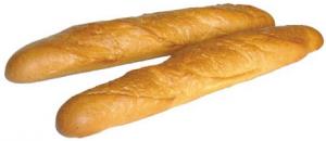Багет французский без кунжута 280 гр./20 шт./