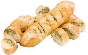Багет с луком и чесноком 280 гр./20 шт./