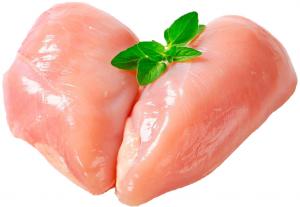 Филе грудки куриное с/м вес Россия