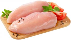 Филе грудки куриное б/к с/м 2 кг. Бразилия