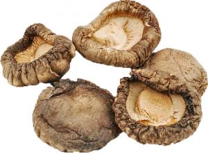 Грибы шиитаке сушеные 250 гр./шт