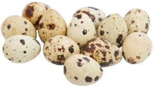 Яйцо перепелиное уп. 20 шт.