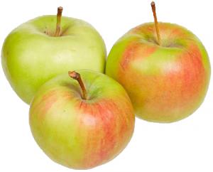 Яблоки сезонные Россия свежие вес.