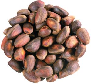 Кедровые орешки неочищенные, вес