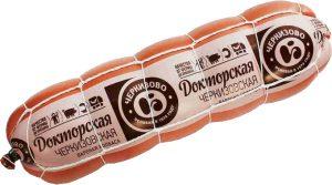 Колбаса Докторская в сетке вес.~1,5 кг. ТМ Черкизово