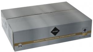Майонез порционный ТМ Rioba 15 мл/100шт/уп.