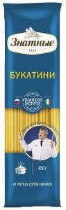 Макароны Знатные соломка-букатини 450 гр./24