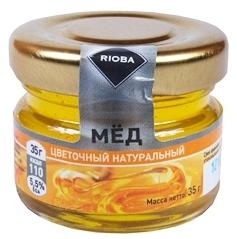 Мед цветочный порционный 35 гр. /12 шт./