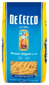Паста пенне Ригате Де Чекко 1000 гр.