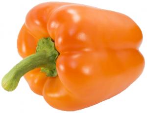 Перец болгарский оранжевый, вес.