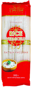 Рисовая лапша SEN SOY, 300г