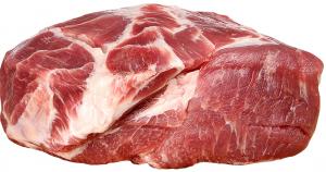 Шея свиная с/м вес.~2 кг. Бразилия