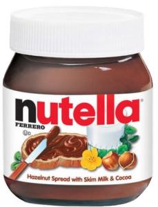 Шоколадная паста Нутелла 350 гр.