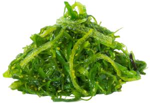 Салат из водорослей ЧУКО замороженный 1 кг.