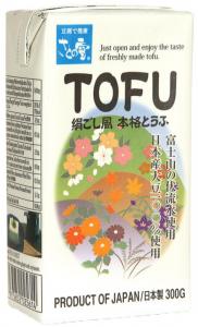 Соевый продукт SATONOYUKI Tofu, 297 гр