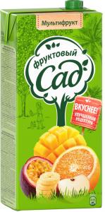 Сок мультифрут Фруктовый сад 1,93 л.