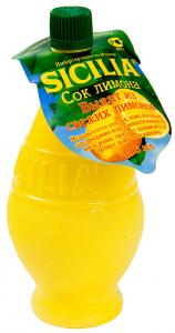 Натуральный сок сицилийских лимонов «LimoChef», 500 мл