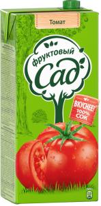 Сок томатный Фруктовый сад 1,93 л.