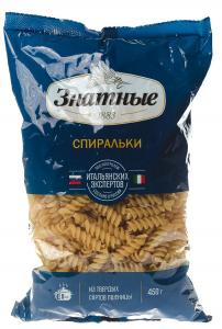 Спиральки Знатные  450 гр.